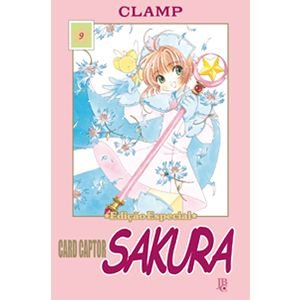 Card Captors Sakura Vol. 9 - Pré-venda