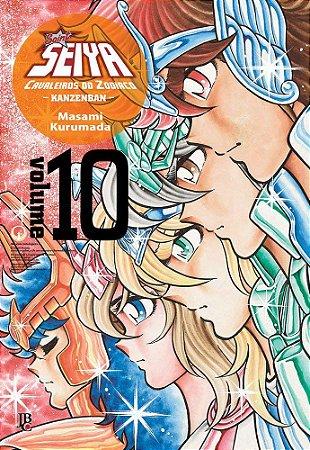 Cavaleiros do Zodíaco - Kanzenban Vol. 10 - Pré-venda