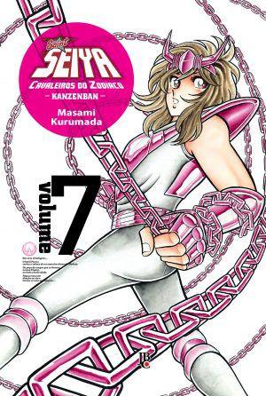 Cavaleiros do Zodíaco - Kanzenban Vol. 7 - Pré-venda