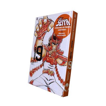 Cavaleiros do Zodíaco - Kanzenban Vol. 9