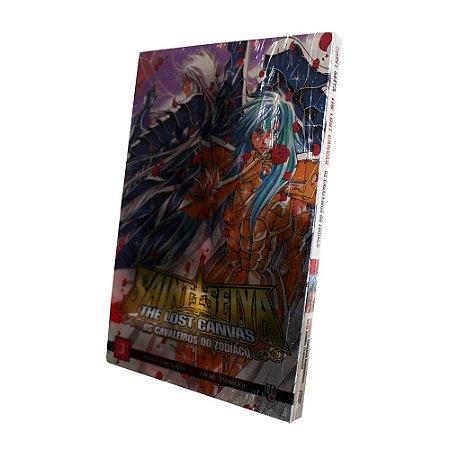 Cavaleiros do Zodíaco The Lost Canvas Vol. 3 - Pré-venda