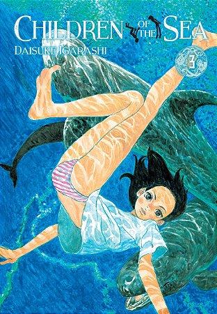 Children of the Sea Vol. 3 - Pré-venda