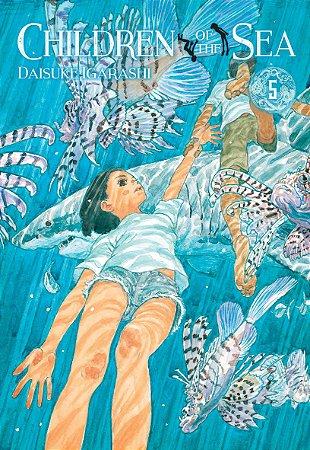 Children of the Sea Vol. 5 - Pré-venda