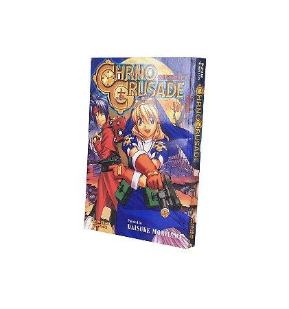 Chrno Crusade Vol. 1 (alemão)
