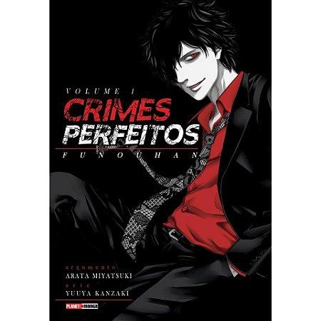 Crimes Perfeitos Vol.2 - Pré-venda