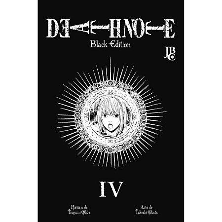 Death Note - Black edition Vol. 4