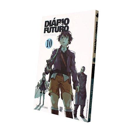 Diário do Futuro Vol. 10