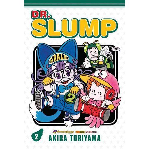 Dr. Slump Vol. 2 - Pré-venda