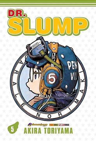 Dr. Slump Vol. 5 - Pré-venda