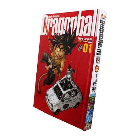Dragon Ball Edição Definitiva Vol. 1 - Pré-venda