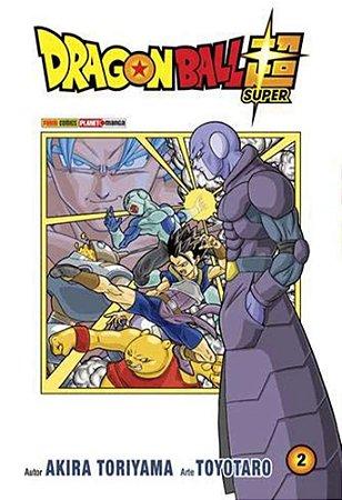 Dragon Ball Super Vol. 2 - Pré-venda