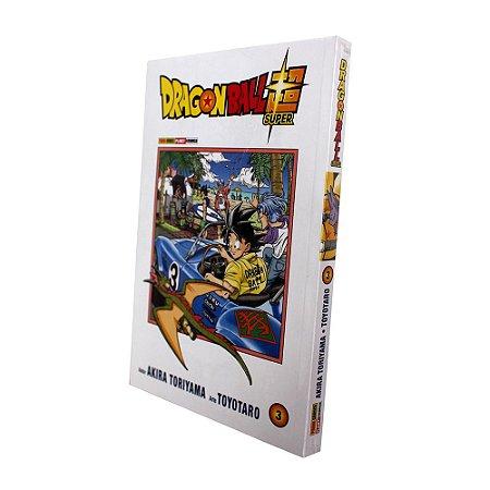 Dragon Ball Super Vol. 3 - Pré-venda