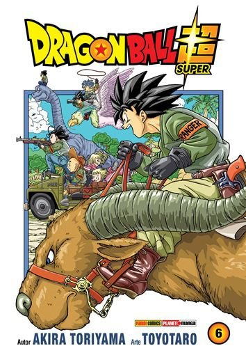 Dragon Ball Super Vol.6 - Pré-venda