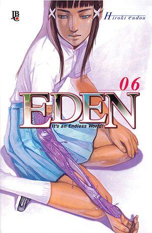 Eden Vol. 6 - Pré-venda