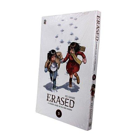 Erased Vol. 5