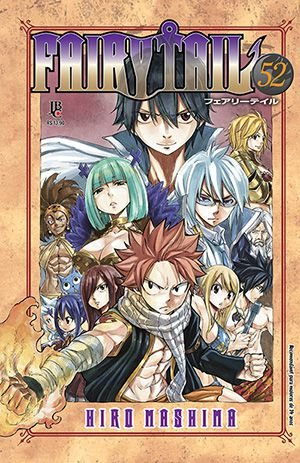 Fairy Tail Vol. 52 - Pré-venda