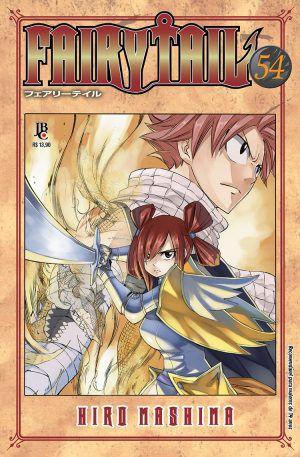 Fairy Tail Vol. 54 - Pré-venda
