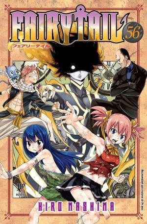 Fairy Tail Vol. 56 - Pré-venda