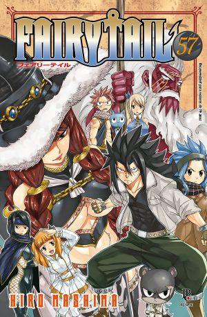 Fairy Tail Vol. 57 - Pré-venda