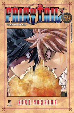 Fairy Tail Vol. 59 - Pré-venda