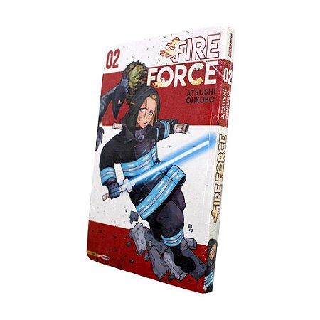 Fire Force Vol. 2 - Pré-venda