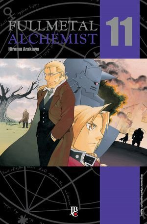 Fullmetal Alchemist Vol. 11 - Pré-venda