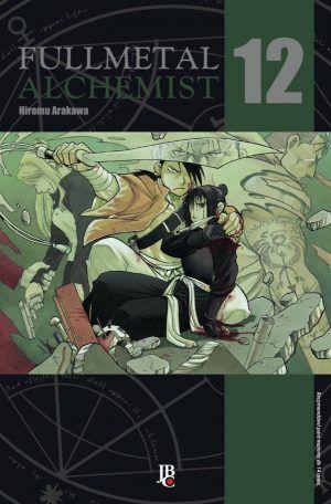 Fullmetal Alchemist Vol. 12 - Pré-venda