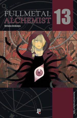 Fullmetal Alchemist Vol. 13 - Pré-venda