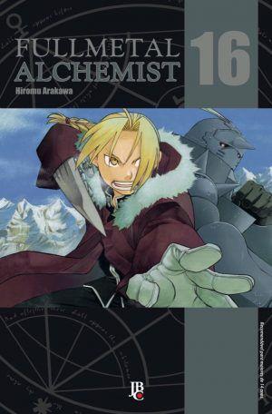 Fullmetal Alchemist Vol. 16 - Pré-venda
