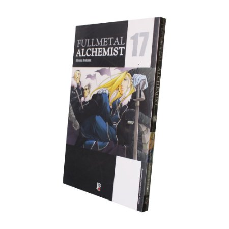 Fullmetal Alchemist Vol. 17 - Pré-venda