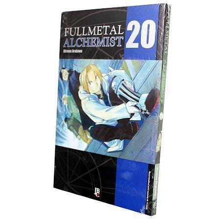 Fullmetal Alchemist Vol. 20