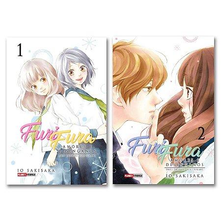 Furi Fura: Amores e Desenganos Vol.1 e 2 - Pré-venda