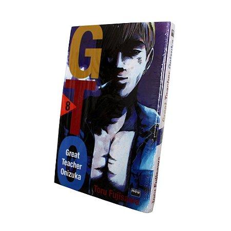 GTO Vol.8 - Pré-venda