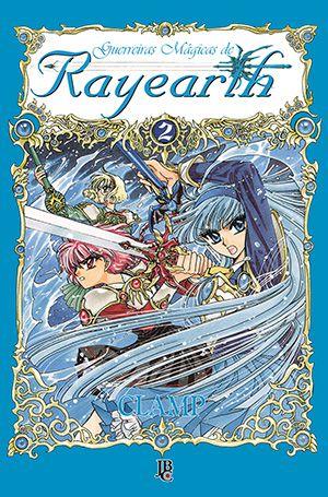 Guerreiras Mágicas de Rayearth Vol. 2 - Pré-venda