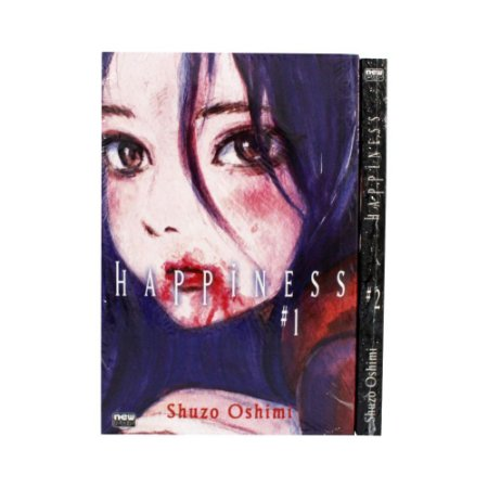 Happiness Vol. 1 e 2 - Pré-venda