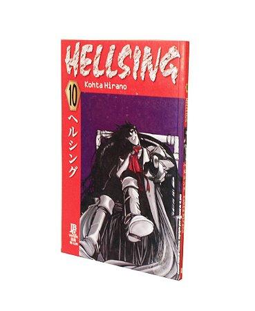 Hellsing Vol. 10