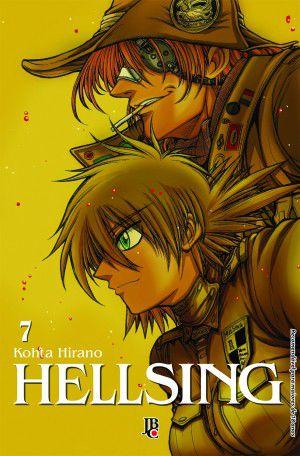 Hellsing Vol. 7 - Pré-venda