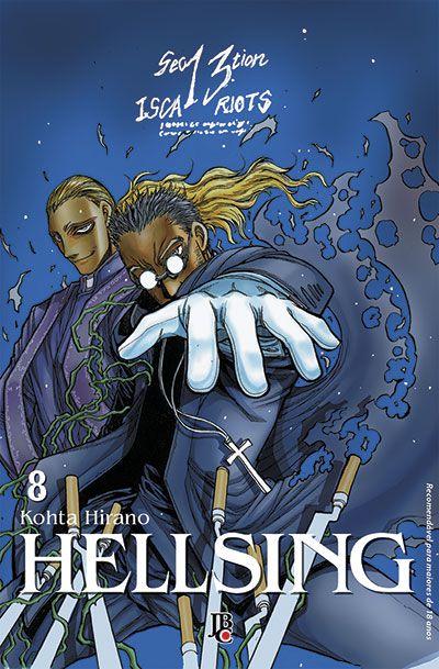 Hellsing Vol. 8 - Pré-venda