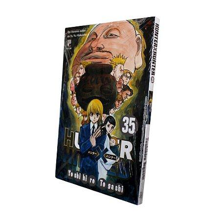 Hunter X Hunter Vol. 35 - Pré-venda