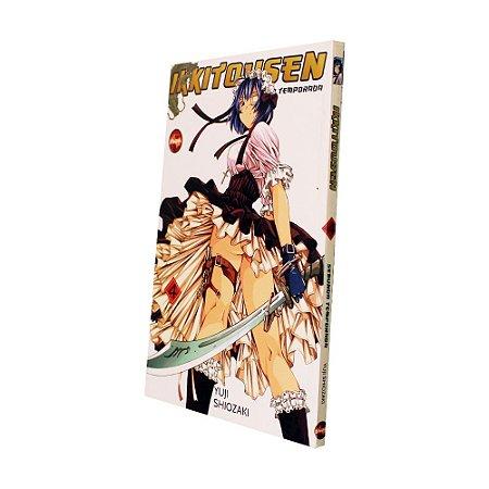 Ikkitousen (Segunda Temporada) Vol. 4