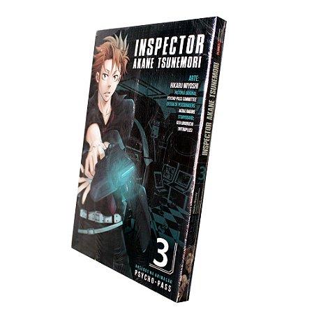Inspector Akane Tsunemori Vol. 3