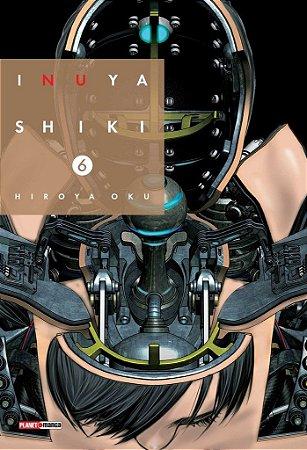 Inuyashiki Vol. 6 - Pré-venda