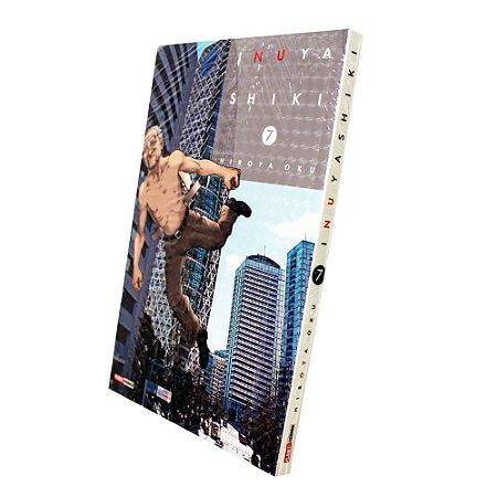 Inuyashiki Vol. 7 - Pré-venda