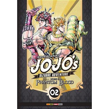 Jojo's Bizarre Adventure: Phantom Blood Vol. 2 - Pré-venda