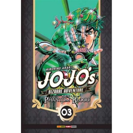 Jojo's Bizarre Adventure: Phantom Blood Vol. 3- Pré-venda