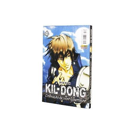 Kil-dong Vol. 4