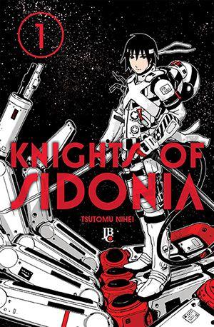 Knights of Sidonia Vol. 1 - Pré-venda