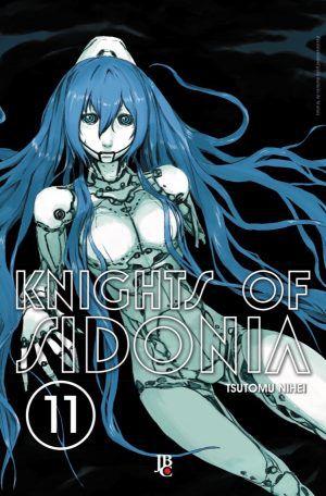 Knights of Sidonia Vol. 11 - Pré-venda