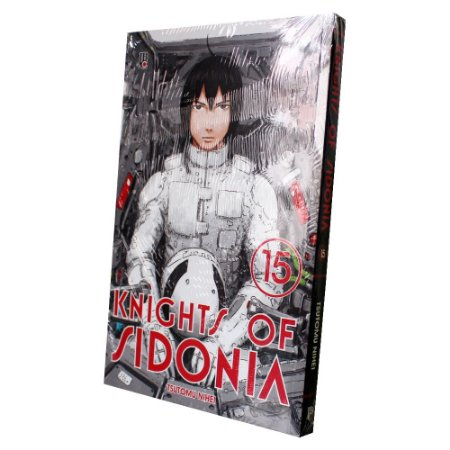 Knights of Sidonia Vol. 15