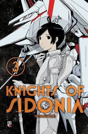 Knights of Sidonia Vol. 3 - Pré-venda